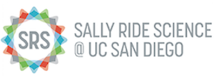 Sally Ride Science - Image: Sally Ride Science @ UC San Diego Logo Small