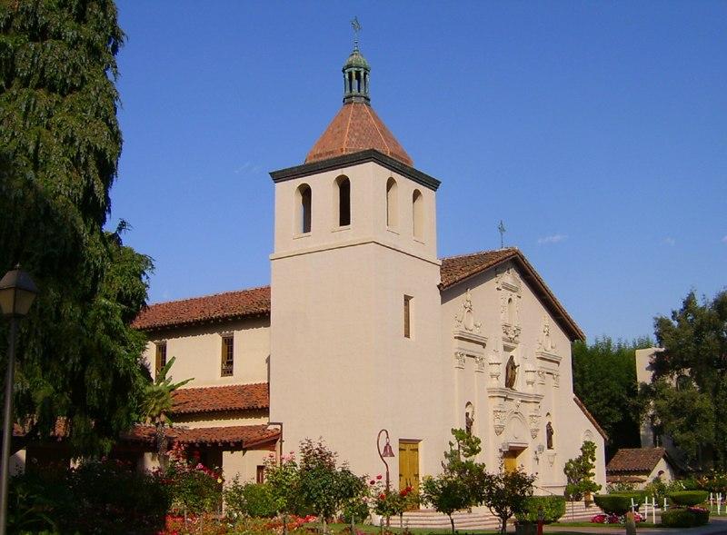 Santa Clara Mission Small