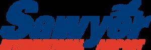 Sawyer International Airport - Image: Sawyer International Airport Logo