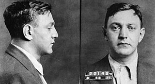 Dutch Schultz Jewish-American mobster