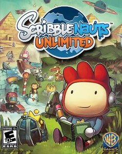 Scribblenauts Unlimited cover.jpg