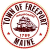 Official seal of Freeport, Maine