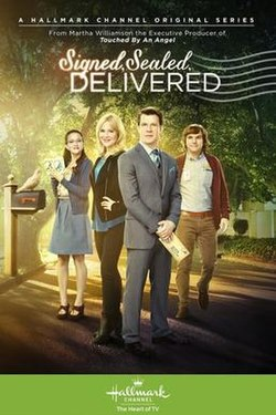 Signed, Sealed, Delivered (TV series) - Wikipedia