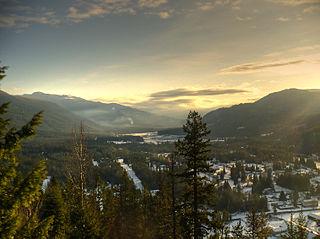 Slocan, British Columbia Village in British Columbia, Canada