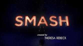 Smash (U.S. TV series) - Image: Smash Title Card