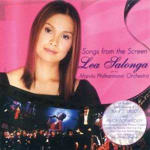 Songs from the Screen - Image: Songs from the screen new cd