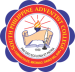 South Philippine Adventist College logo.png