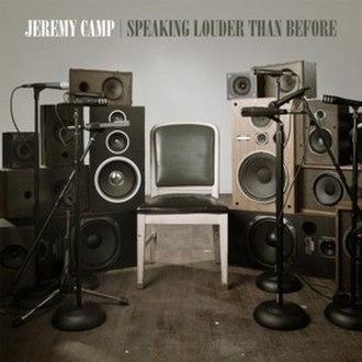 Speaking Louder Than Before - Image: Speaking Louder Than Before album