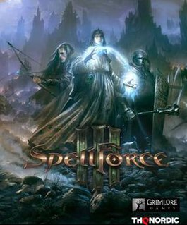 <i>SpellForce 3</i>