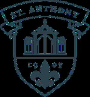 St. Anthony Catholic School - Image: St. Anthony Catholic School logo