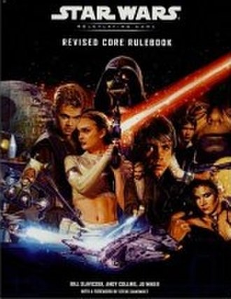 Star Wars Roleplaying Game (Wizards of the Coast) - Image: Star Wars RPG Revised
