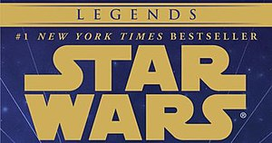 Star Wars expanded universe - The Legends label is featured on reprints of Expanded Universe works that fall outside of the Star Wars franchise canon.