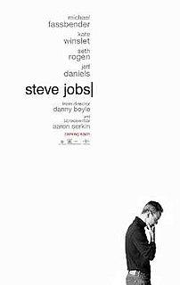<i>Steve Jobs</i> (film) 2015 film directed by Danny Boyle