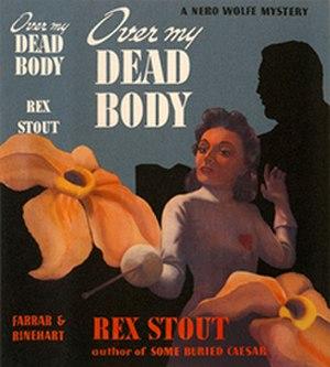 Over My Dead Body (novel)