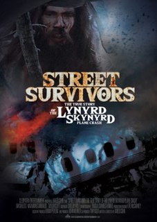<i>Street Survivors: The True Story of the Lynyrd Skynyrd Plane Crash</i> American musical survival drama film directed by Jared Cohn