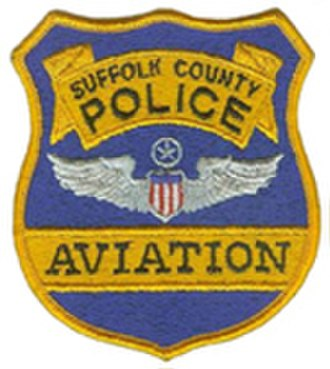 Suffolk County Police Department - Image: Suffolk County, NY Police Aviation Wiki