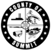 Official seal of Summit County
