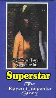 <i>Superstar: The Karen Carpenter Story</i> 1987 film by Todd Haynes