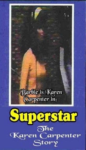 Superstar: The Karen Carpenter Story - Cover