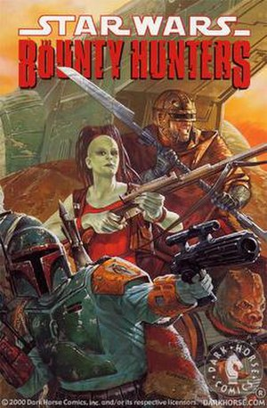Star Wars: The Bounty Hunters