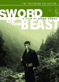 <i>Sword of the Beast</i> 1965 film by Hideo Gosha