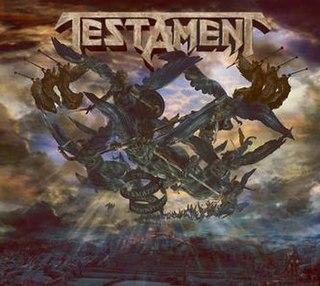 <i>The Formation of Damnation</i> 2008 studio album by Testament