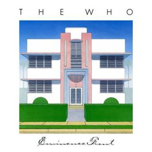 Eminence Front - Image: The who eminence front cover