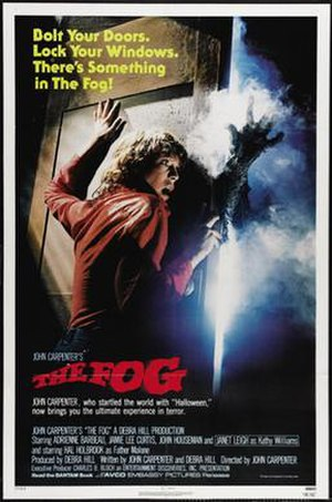 The Fog - Theatrical release poster