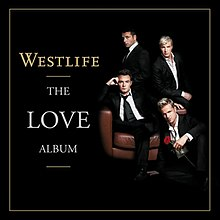 Westlife-The Love Album