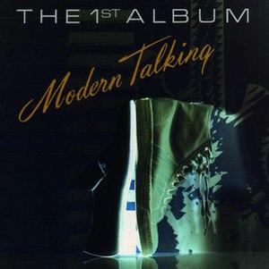 The 1st Album (Modern Talking album) - Image: The 1st albumalbum
