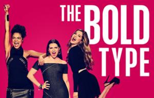 The Bold Type - Image: The Bold Type logo