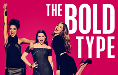 Picture of a TV show: The Bold Type