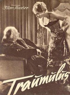 <i>The Dreamer</i> (1936 film) 1936 film