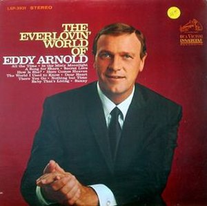The Everlovin' World of Eddy Arnold - Image: The Everlovin' World of Eddy Arnold cover