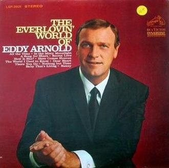 The Everlovin' World of Eddy Arnold - Image: The Everlovin' World of Eddy Arnold cover