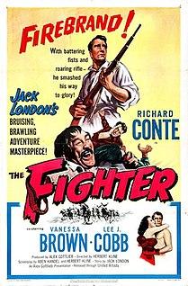 <i>The Fighter</i> (1952 film) 1952 film by Herbert Kline