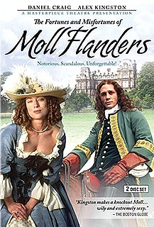 <i>The Fortunes and Misfortunes of Moll Flanders</i> (TV series)