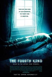 <i>The Fourth Kind</i> 2009 film by Olatunde Osunsanmi