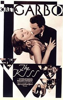 <i>The Kiss</i> (1929 film) 1929 film by Jacques Feyder