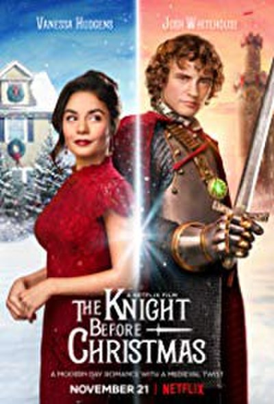 Picture of a movie: The Knight Before Christmas