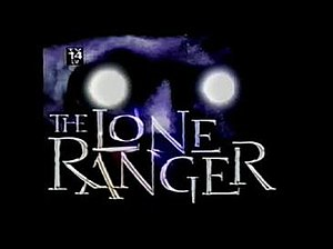 The Lone Ranger (2003 film) - Title card