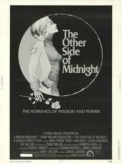 <i>The Other Side of Midnight</i> (film) 1977 film by Charles Jarrott
