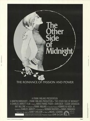 The Other Side of Midnight (film) - Theatrical release poster