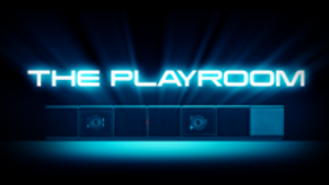 The Playroom (2013 video game) - Image: The Playroom logo