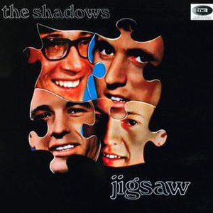 Jigsaw (The Shadows album) - Image: The Shadows Jigsaw