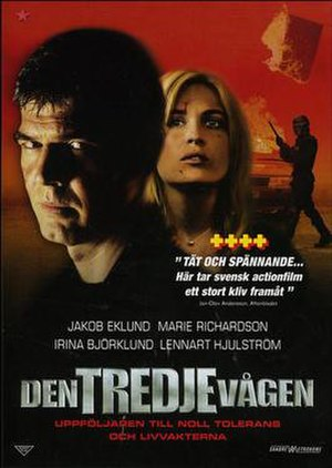 The Third Wave (2003 film) - Swedish cover