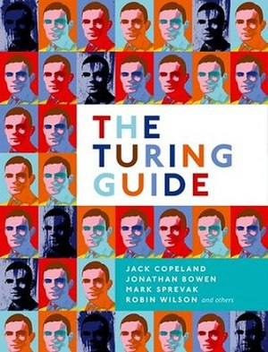 The Turing Guide - Image: The Turing Guide cover