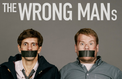 Picture of a TV show: The Wrong Mans