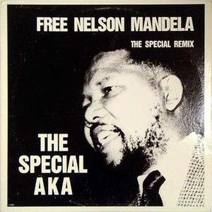 Free Nelson Mandela - Image: The special aka