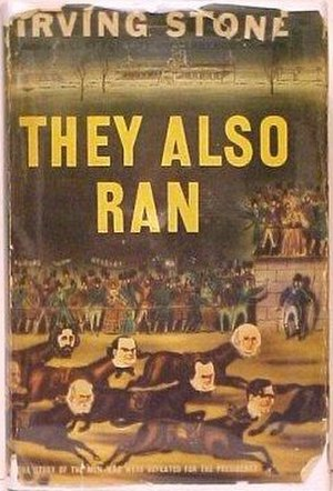 They Also Ran - First edition